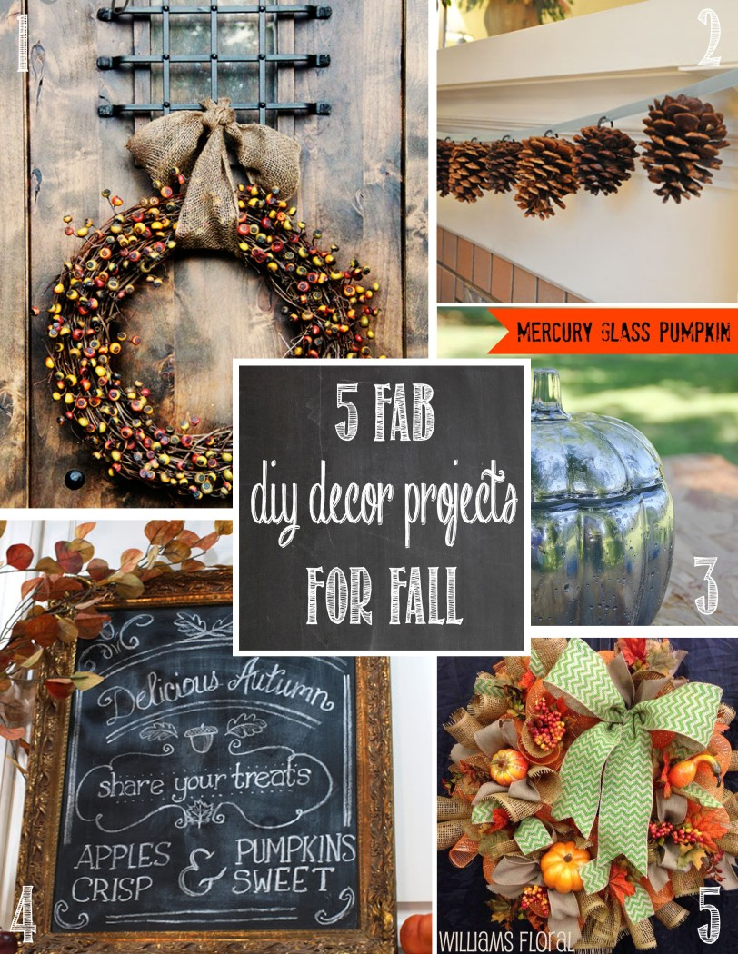 Fall DIY decor