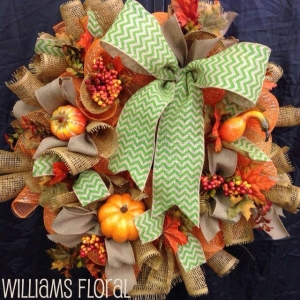 Image from Williams Floral