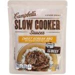 Campbells Slow Cooker Sweet Korean BBQ